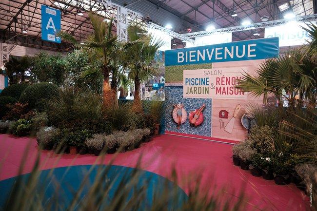 Marseille une dition 2018 r ussie pour le salon piscine - Salon du jardin marseille ...