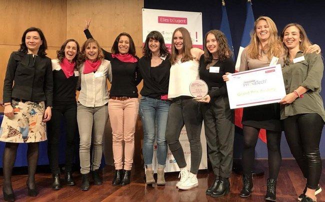 La région PACA et son projet PIEZOPITO remporte le challenge InnovaTech
