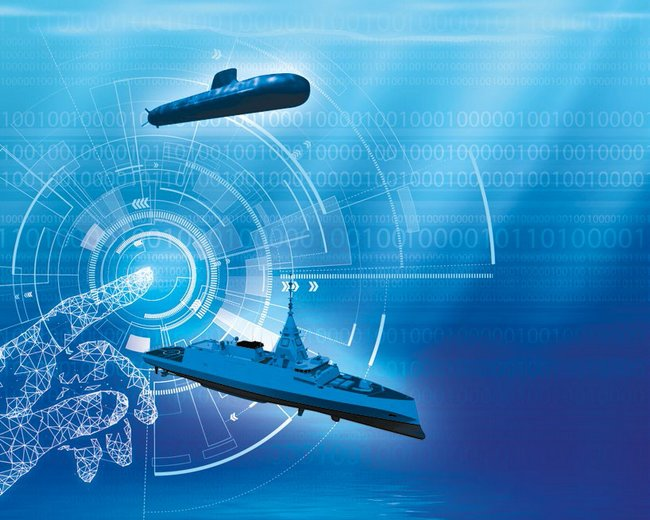 Naval Innovation Days DCNS