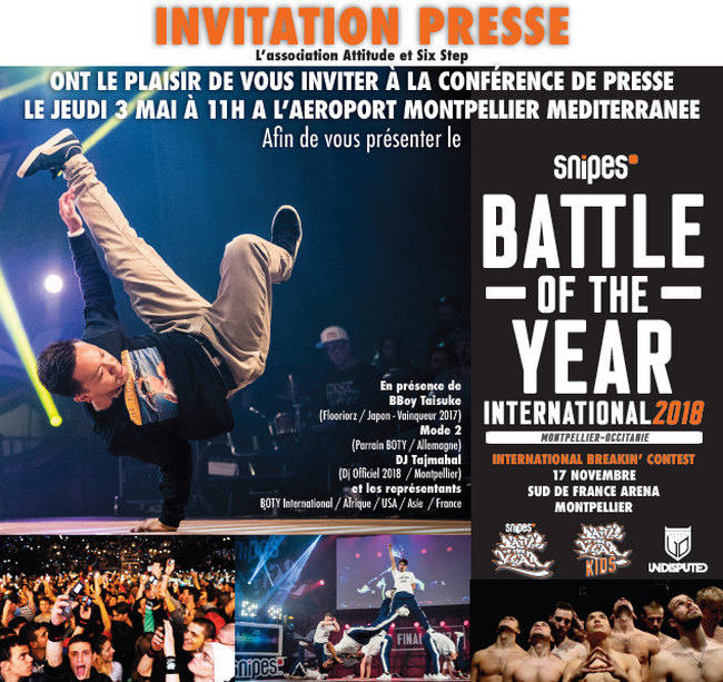battle of the year 2018 montpellier