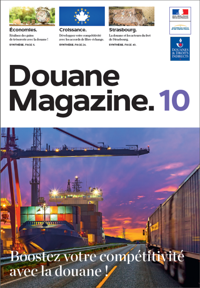 Paris douane magazine 10 boostez votre comp titivit for Chambre de commerce quebec