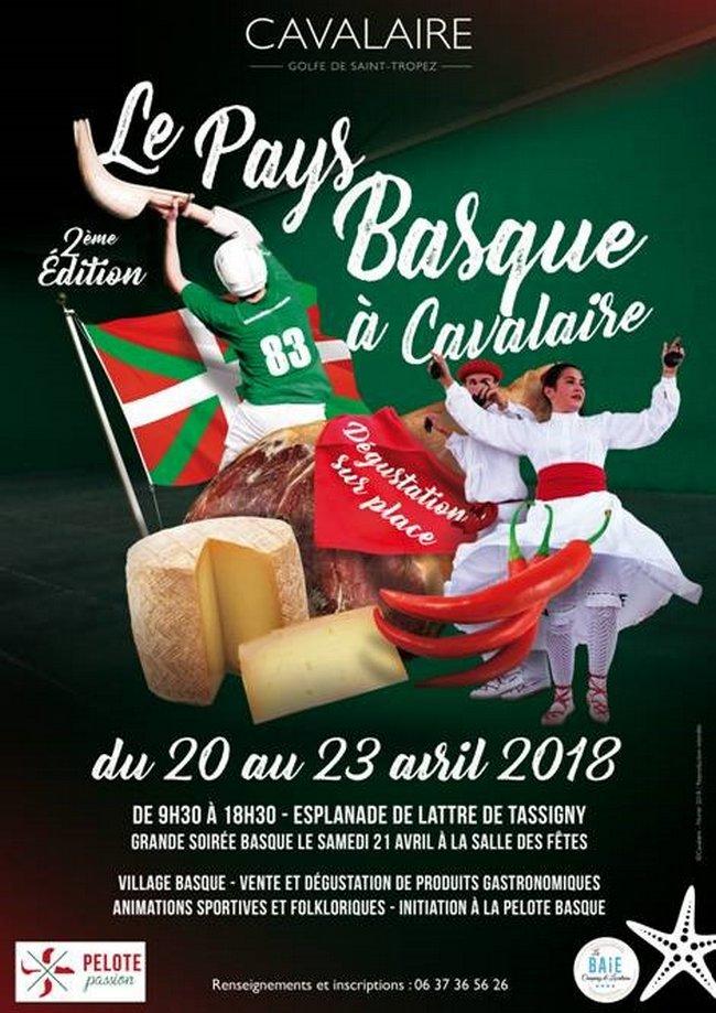 Marché du Pays Basque de Cavalaire