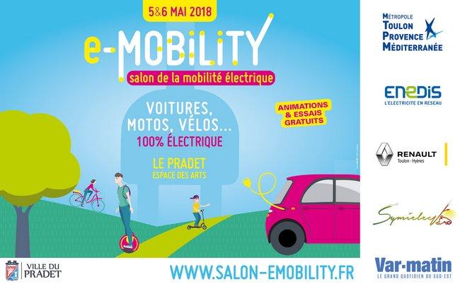 Le pradet le 1er salon varois d di la mobilit 100 - Salon de la mobilite ...