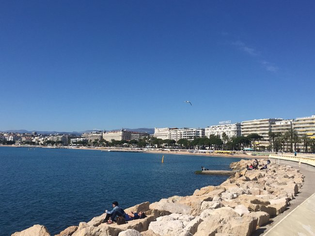 CANNES BAIE