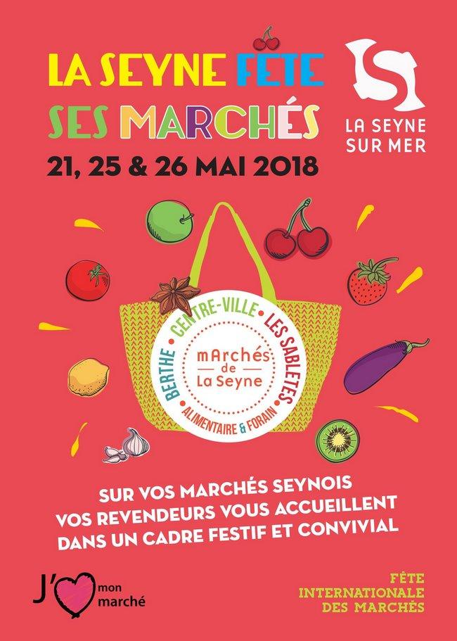 Fête Internationale des Marchés Saison 4, du 11 au 27 mai 2018 2
