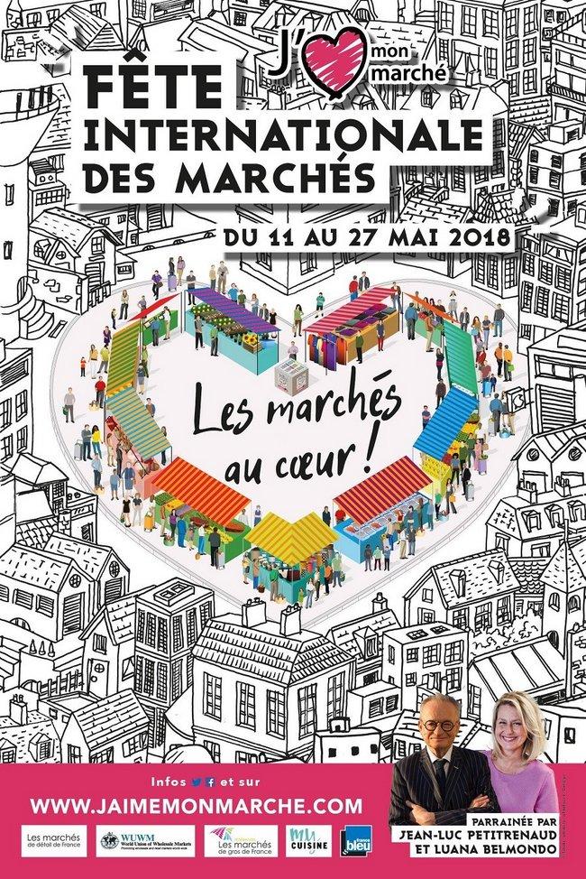Fête Internationale des Marchés Saison 4, du 11 au 27 mai 2018 3