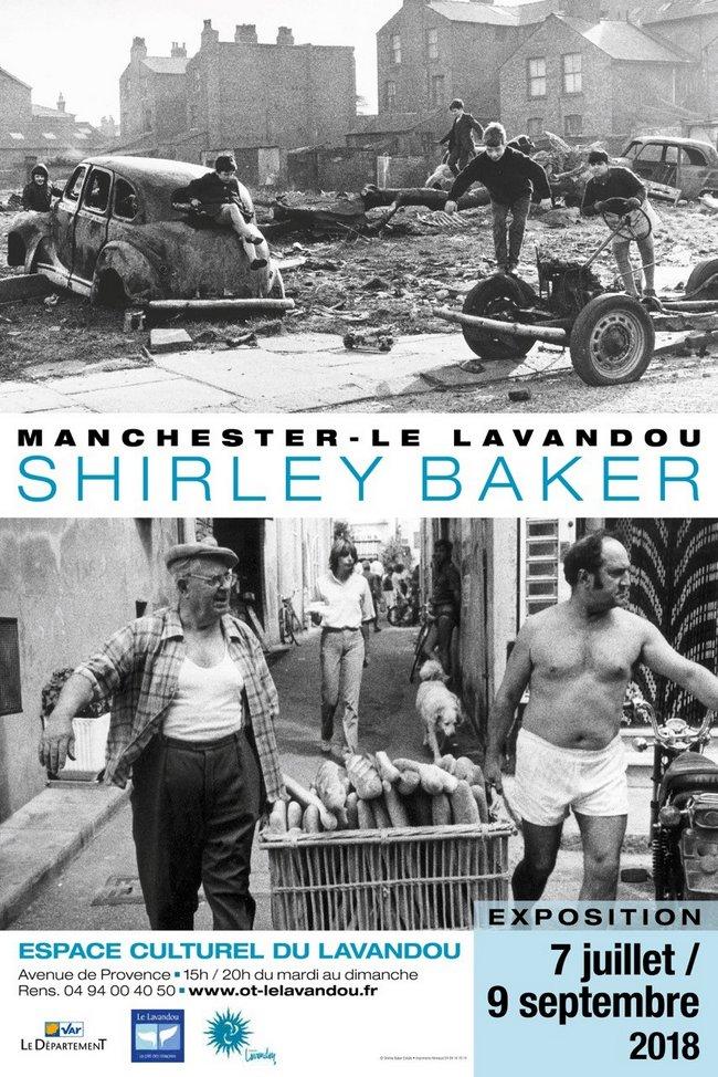 Shirley Baker exposée au Lavandou