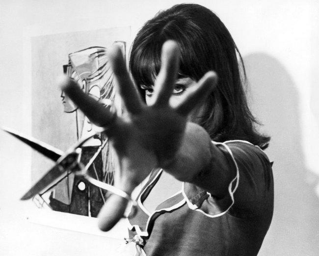 Première rétrospective photo des icônes de La Nouvelle Vague aux années 70 1