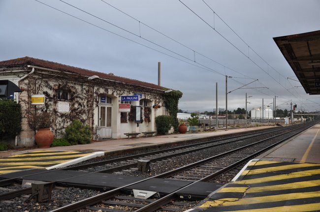 gare de La Pauline 2
