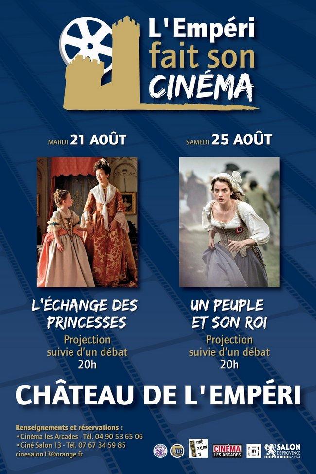 Salon de provence l 39 emp ri fait son cin ma les 21 et - Cinema salon de provence les arcades ...
