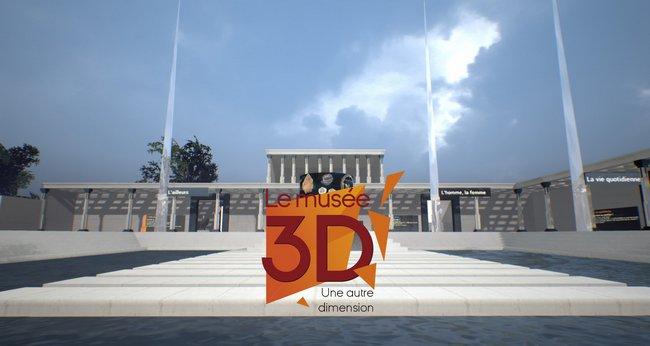 PARIS : Grâce aux technologies 3D, les oeuvres de 40 musées
