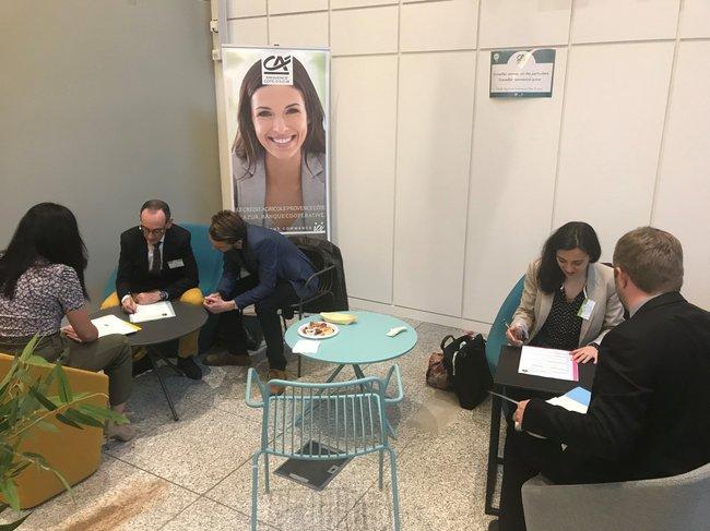 Job Dating pour l'emploi des jeunes avec le Crédit Agricole Provence Côte d'Azur et Wizbii
