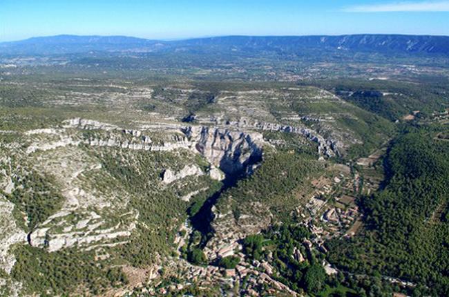 Fontaine de Vaucluse rejoint le Réseau des Grands Sites de France