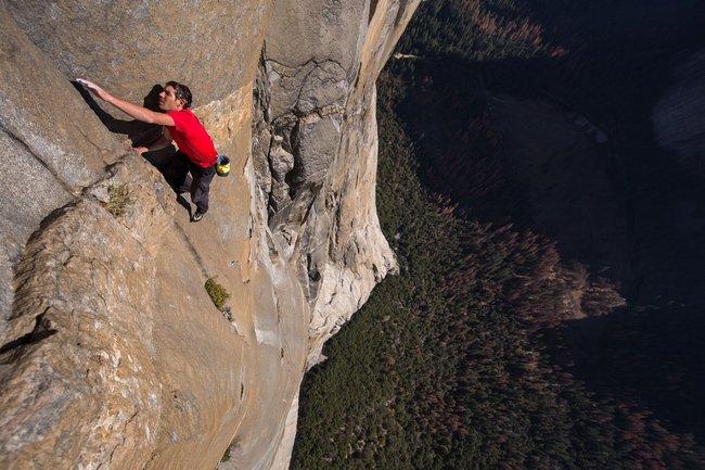 Nommé aux Oscars, le film Free Solo le 24 mars sur National Geographic 1