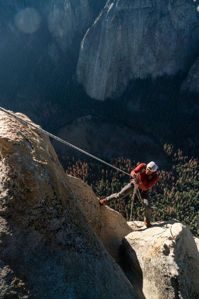 Nommé aux Oscars, le film Free Solo le 24 mars sur National Geographic 2