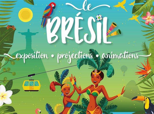 Affiche Bresil
