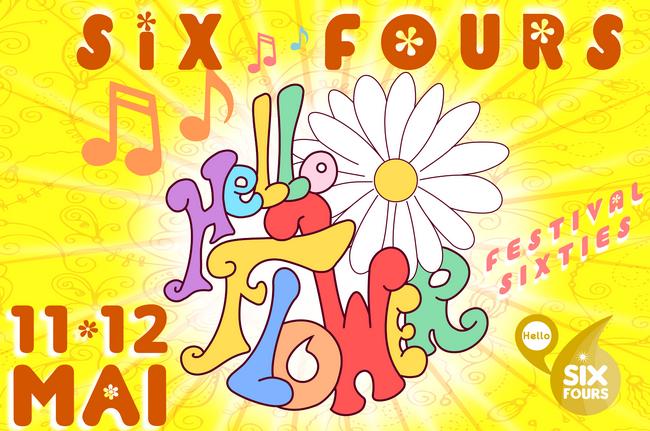 Festival Hello Flower Six-Fours