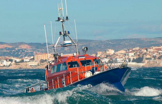 Le Yachting Festival soutient la Société Nationale des Sauveteurs en Mer (SNSM)