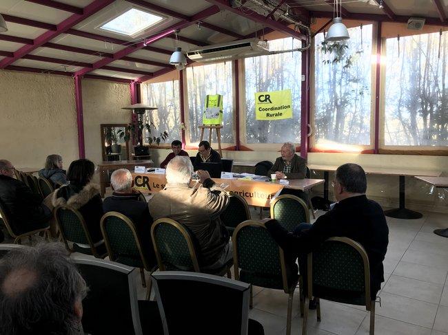 assemblée générale de la CR83 1