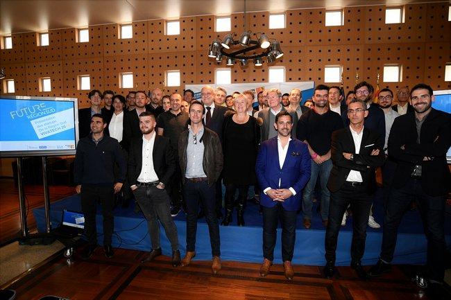Présentation de la Délégation Régionale à Vivatech 2019 Franck Pennant 1