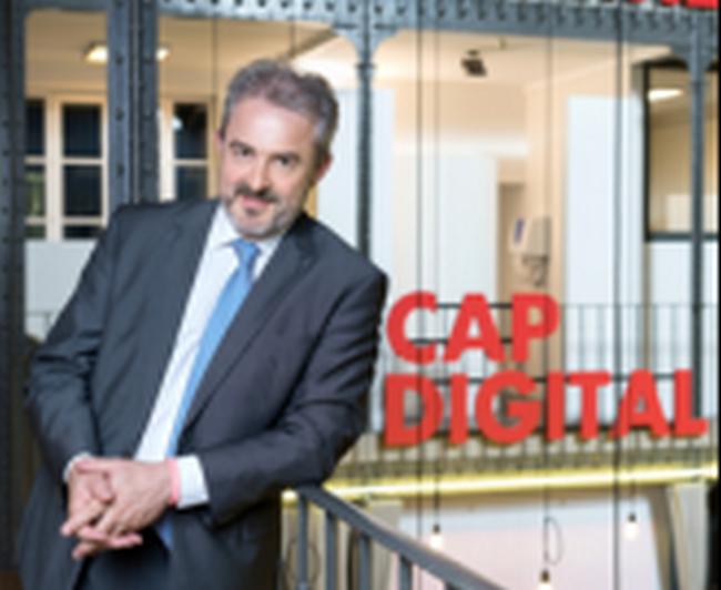 Charles Huot est nommé Président de Cap Digital