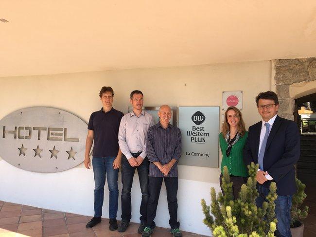 Développement durable, l'hôtel Best Western La Corniche 1