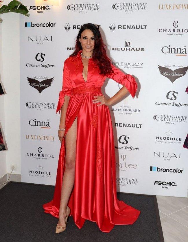 Dressing Christophe Guillarmé - 72e Festival de Cannes J5 1
