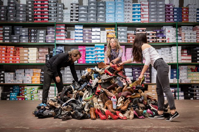Besson Chaussures, spécialiste de l'univers de la chaussure