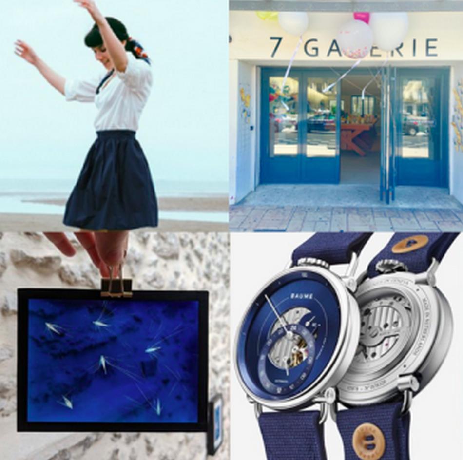 Derniers jours à Sète de l'exposition-boutique itinérante Contremarques 2
