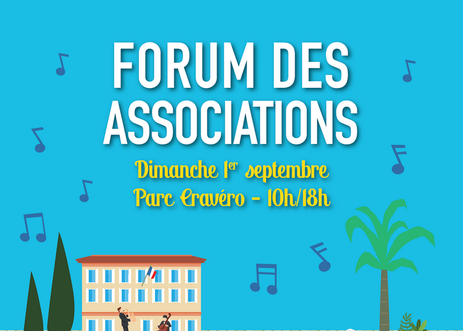 Dimanche 1er septembre 2019, Forum des associations