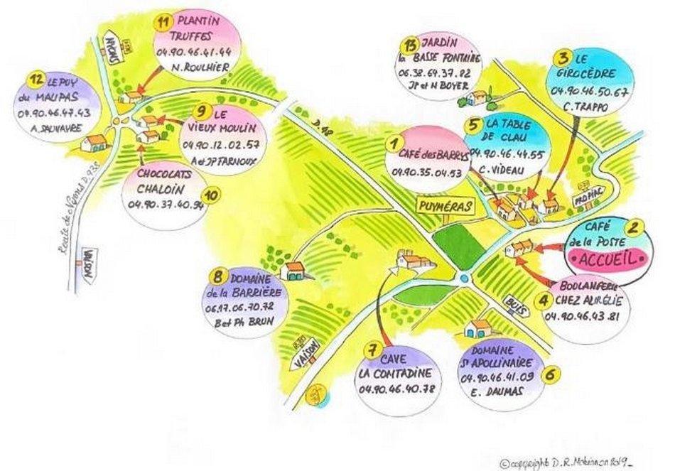 09-21 plan Puyméras Saveurs