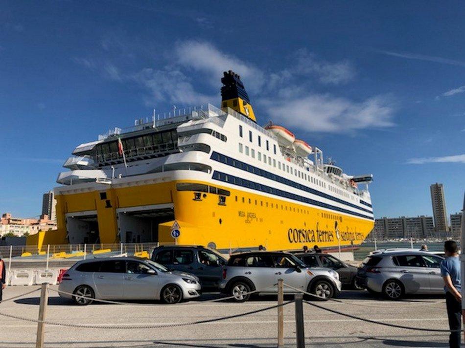 corsica ferries 1