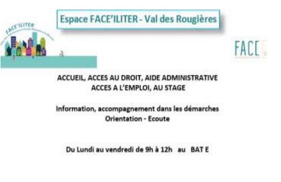 Inauguration Espace de Vie Sociale au Val des Rougières 2