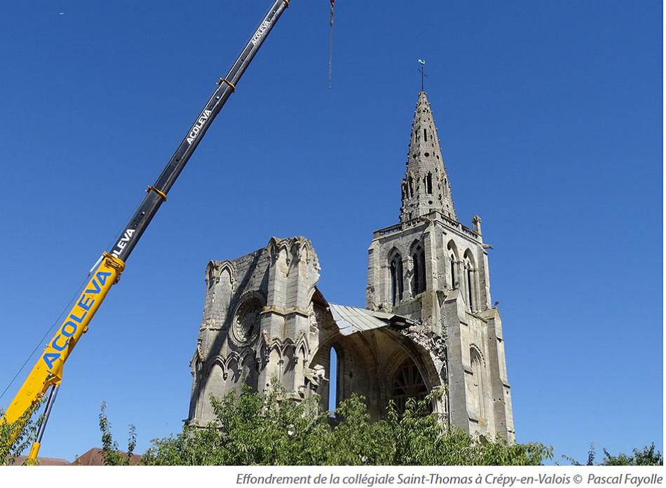 la Fondation du patrimoine lance des collectes partout en France