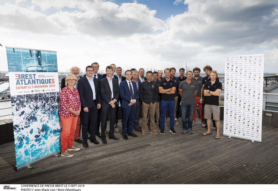 Naval Group, Eiffage, Suez et Oceanopolis soutiennent Brest Atlantiques 1