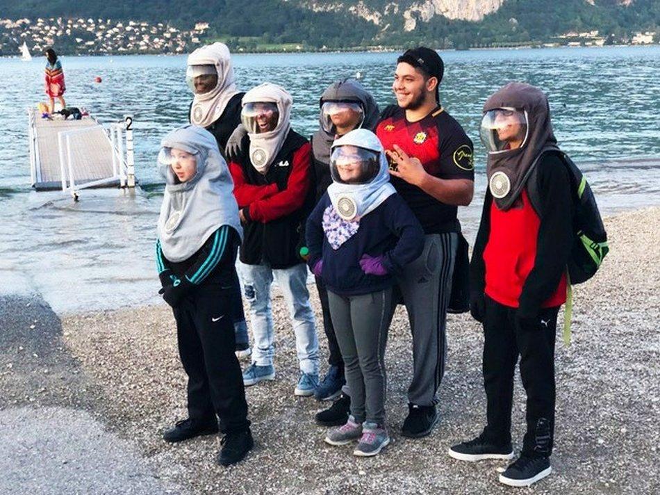 ProGeLife en plongée avec les Enfants de la Lune 3