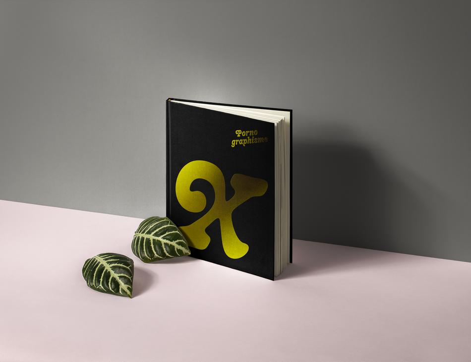 Pornographisme, affiches à caractère typographique revient dans une version Deluxe