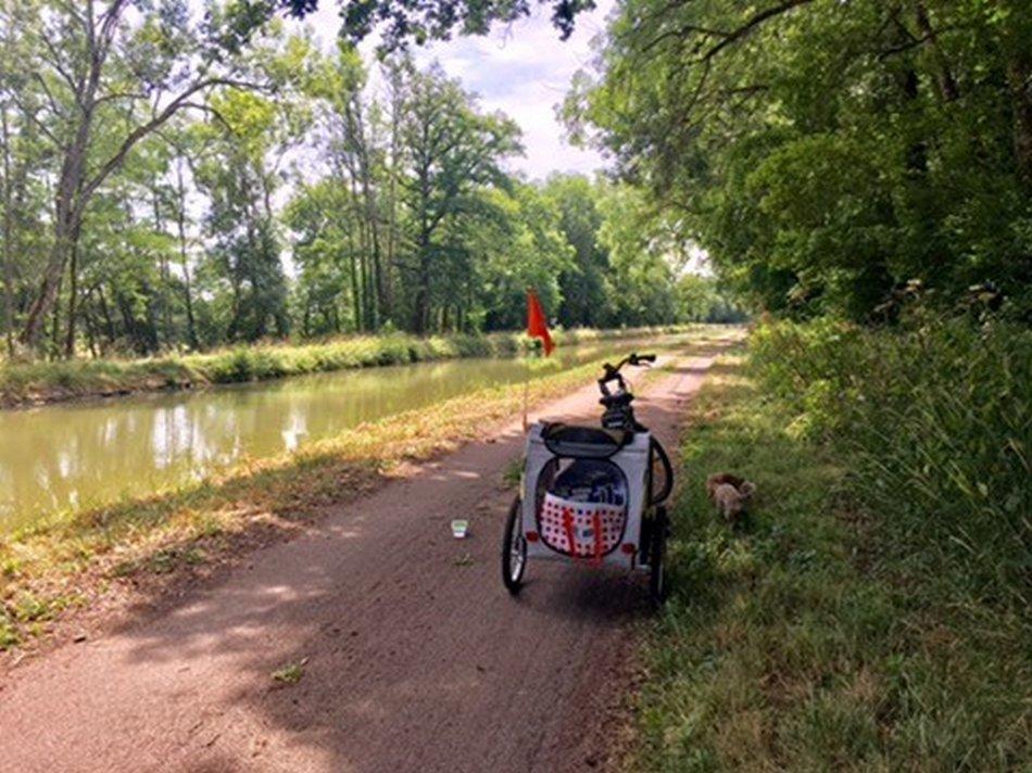 CANAL DE BOURGOGNE 7
