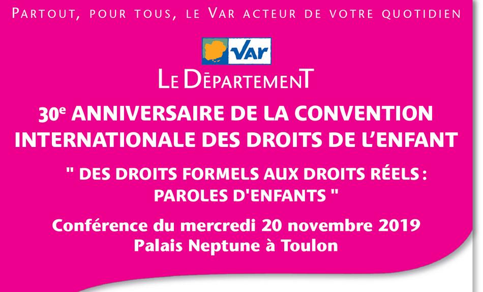Conférence annuelle de l'Observatoire Départemental de la Protection de l'Enfance