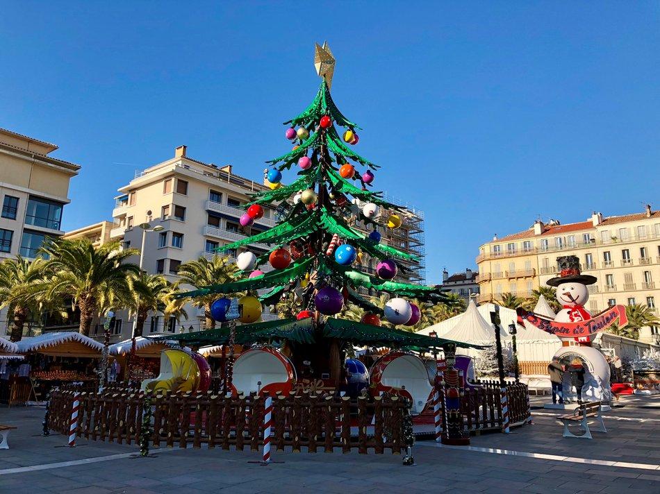 TOULON : Inauguration du village de Noël et festivités d'ouverture reportées au vendredi 29 novembre 2019 - La lettre économique et politique de PACA - Presse Agence