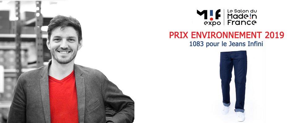 RESULTATS DES PRIX DU SALON MADE IN FRANCE 2019 1