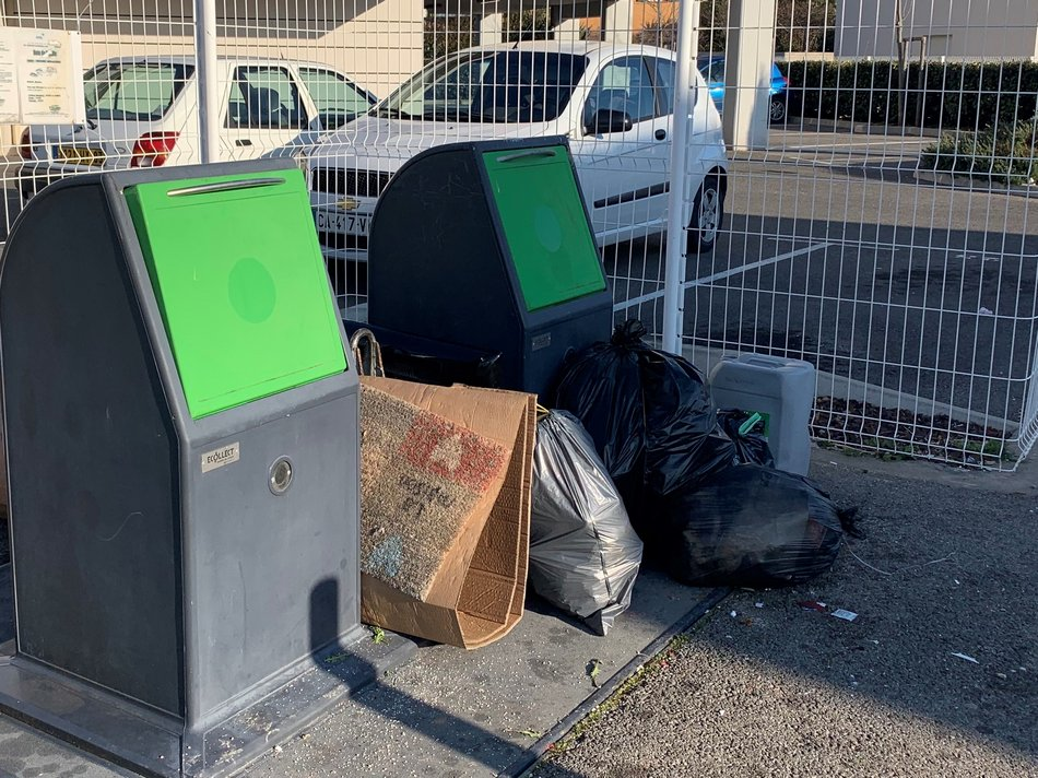 Dépôt d'ordures 3