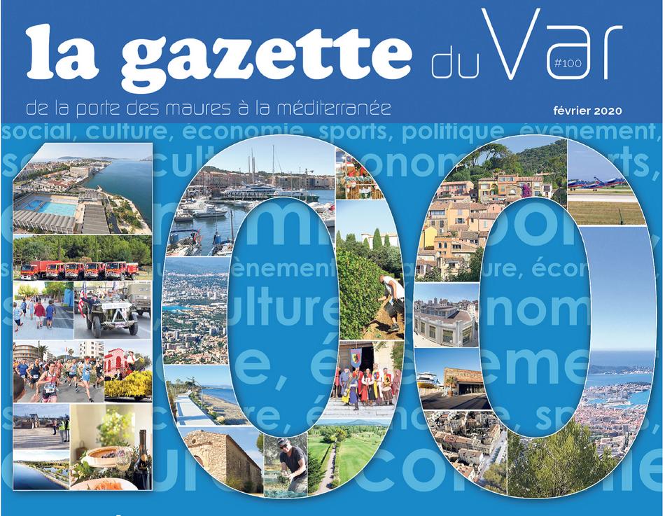 gazette 100 1