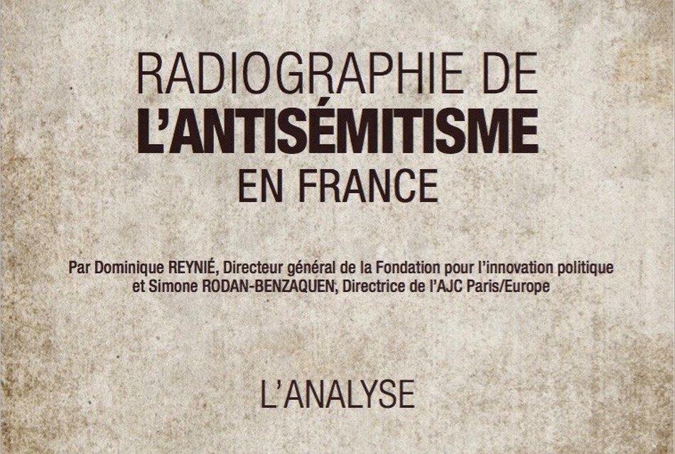 Radiographie de l'antisémitisme en France 3