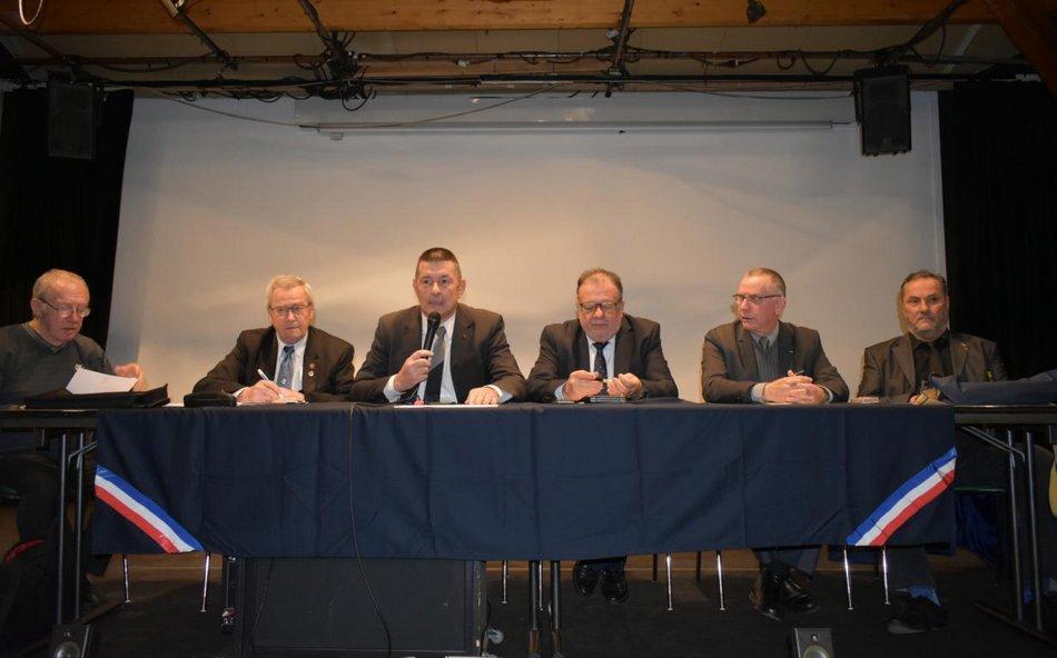 Une année riche en activités pour l'ACSPMG 1