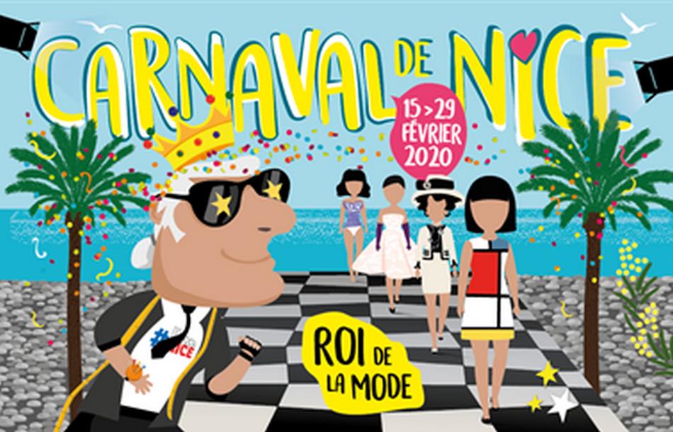 Carnaval de Nice 2020 1