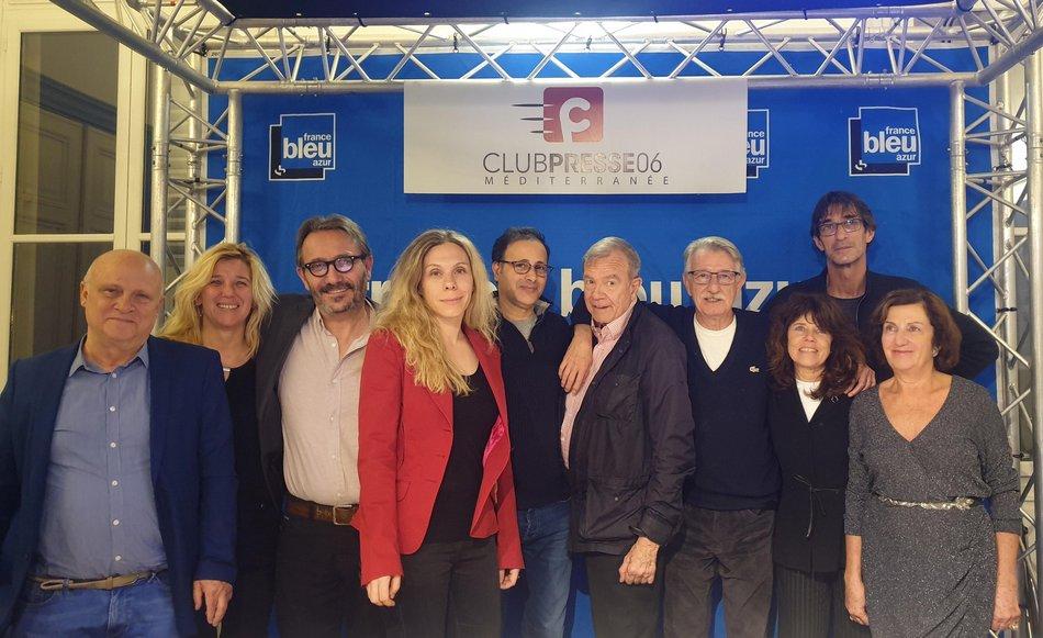 Club de la Presse Méditerrané 1