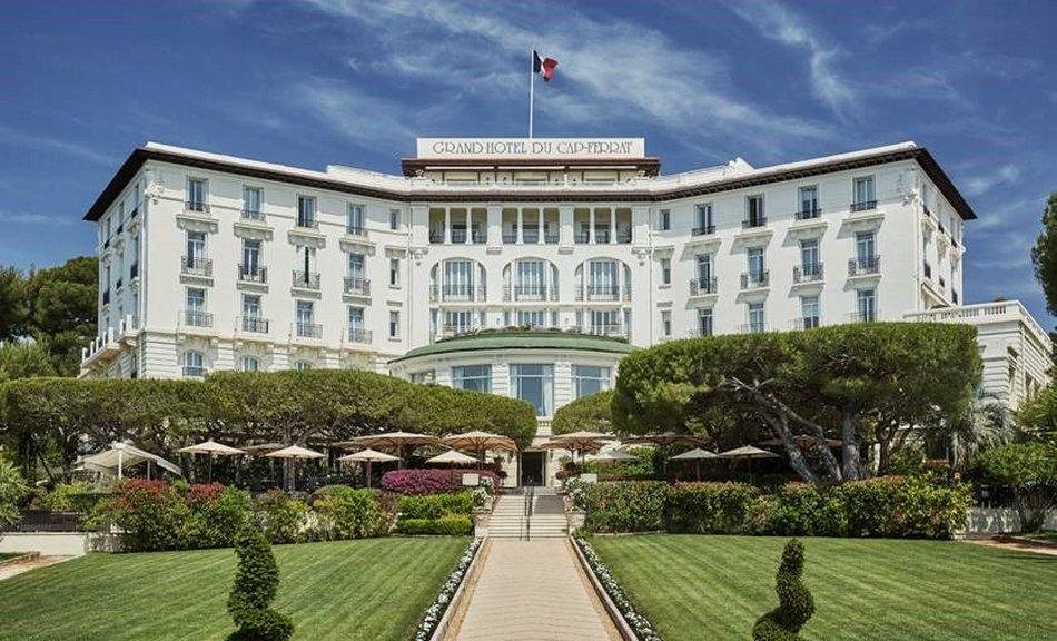 Le Grand-Hôtel du Cap-Ferrat 1