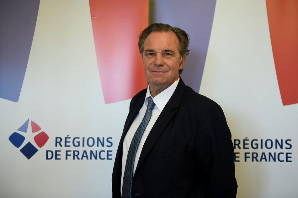 Renaud Muselier- Président de Régions de France