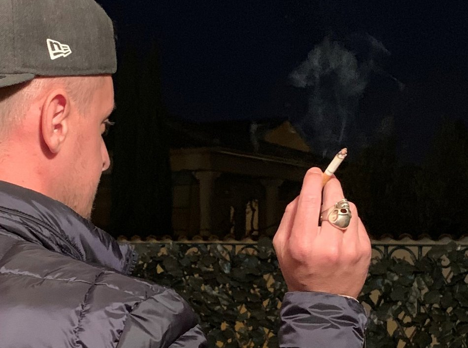 Fumeur 4